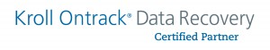 Kroll Ontrack Data Recovery Certified Partner